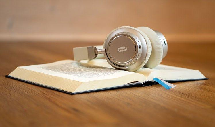 Audiolibros: la evolución de la lectura
