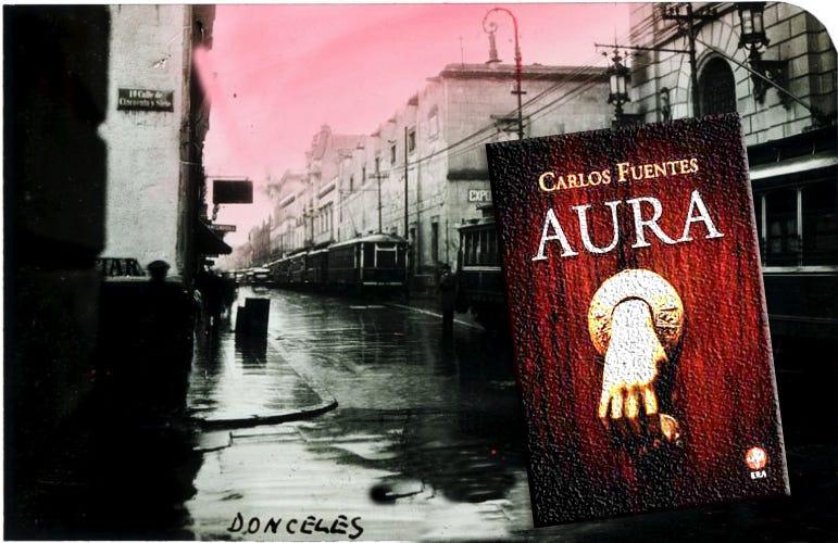 Aura, la novela que se mantendrá de pie