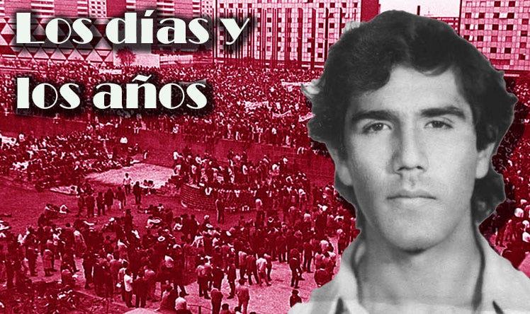 Los días y los años: memoria viva de México 68