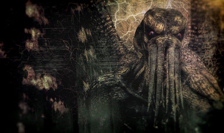 El encanto por lo cósmico y el horror: Lovecraft