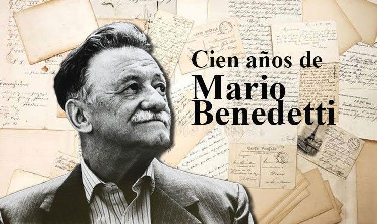 Mario Benedetti: la estrella roja de la literatura contemporánea