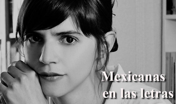 Mexicanas en la literatura de hoy