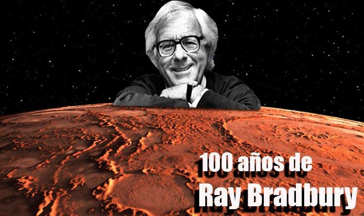 Bradbury, rumbo a Marte y más allá