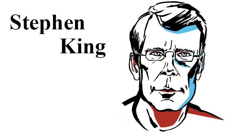 Desde Derry, Maine, con amor: Stephen King
