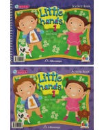 Little Hands 1 Student And Activity Book + Cd