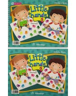 Little Hands 2 Student And Activity Book + Cd