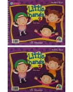 Little Hands 3 Student And Activity Book + Cd