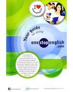 ONE STOP ENGLISH COM CON CODIGO DE ACCESO