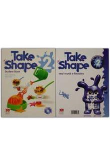 Take Shape 2 Student Book + Real World eReaders + CD