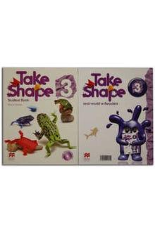 Take Shape 3 Student Book + Real World eReaders + CD