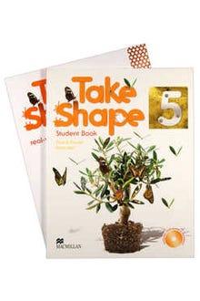 Take Shape 5 Student Book + Real World eReaders + CD