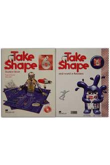Take Shape 6 Student Book + Real World eReaders + CD