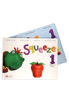 Squeeze 1 Student's Book + Fun Book + CD