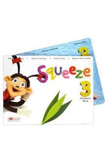 Squeeze 3 Student's Book + Fun Book + CD