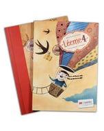 Léeme 4 + Cuaderno de viaje Pack