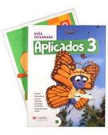Aplicados 3 Guía integrada + Soy y convivo 3 Educación socioemocional y valores