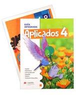 Aplicados 4 Guía integrada + Soy y convivo 4 Educación socioemocional y valores