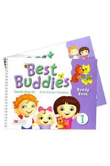 Best Buddies 1 Student's Book + Buddy Book