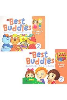 Best Buddies 2 Student's Book + Buddy Book
