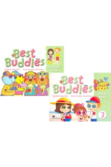 Best Buddies 3 Student's Book + Buddy Book