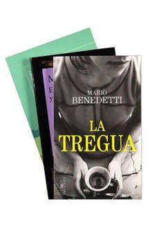 Paquete Mario Benedetti