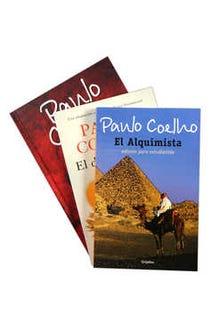 Paquete Paulo Coelho Grijalbo