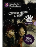 CONFIDENT READING AT HOME LEVEL 4 FOR AGES 6 7