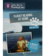 FLUENT READING AT HOME LEVEL 6 C/6 BOOKS