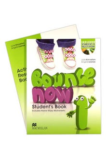 Bounce Now 1 Student's Book + Activity Resource Book