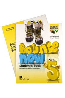 Bounce Now 5 Student's Book + Activity Resource Book