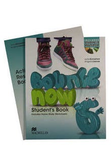 Bounce Now 6 Student's Book + Activity Resource Book