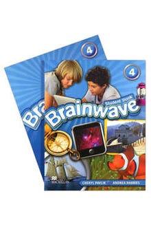 Brainwave 4 Student Book + My Progress Journal