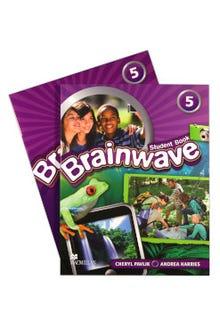 Brainwave 5 Student Book + My Progress Journal