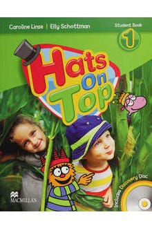 Hats on Top 1 Student Book + CD + Sticker