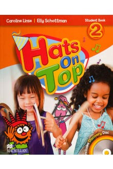 Hats on Top 2 Student Book + CD + Sticker