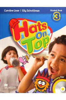 Hats on Top 3 Student Book + CD + Sticker