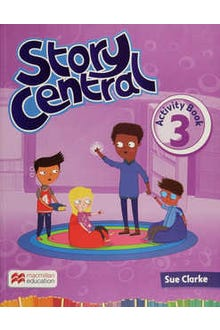 Story Central 3 Activity Book