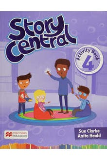 Story Central 4 Activity Book