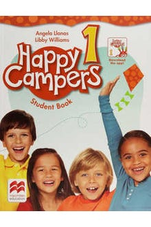 Happy Campers 1 Student Book