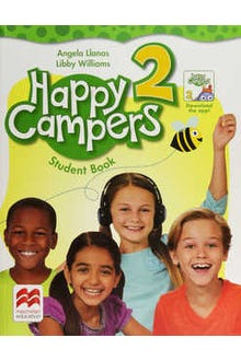 Happy Campers 2 Student Book