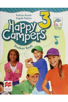 Happy Campers 3 Student Book