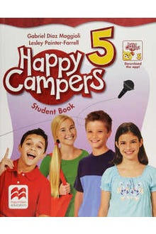 Happy Campers 5 Student Book