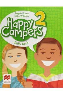 Happy Campers 2 Skills Book