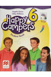 Happy Campers 6 Student Book