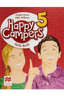 Happy Campers 5 Skills Book