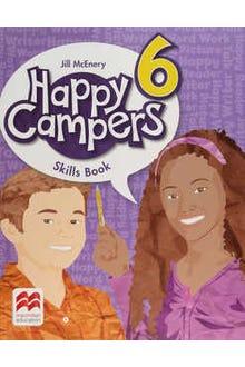 Happy Campers 6 Skills Book
