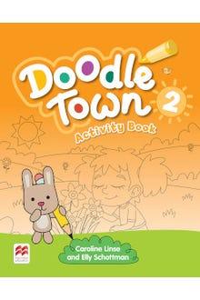 Doodletown 2 Activity Book