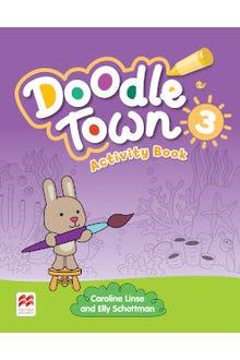 Doodletown 3 Activity Book
