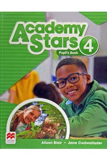 Academy Stars 4 Pupil's Book
