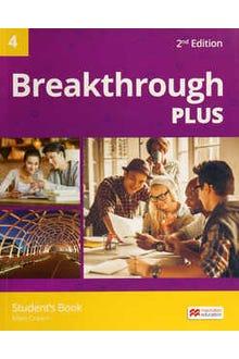 Breakthrough Plus 4 Student's Book